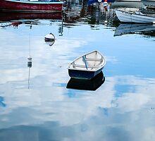 Little Row Boat by Rebecca Bryson