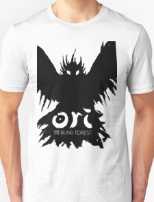 Ori and the Blind forest- Evil owl T-Shirt