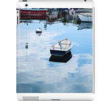 Little Row Boat iPad Case/Skin