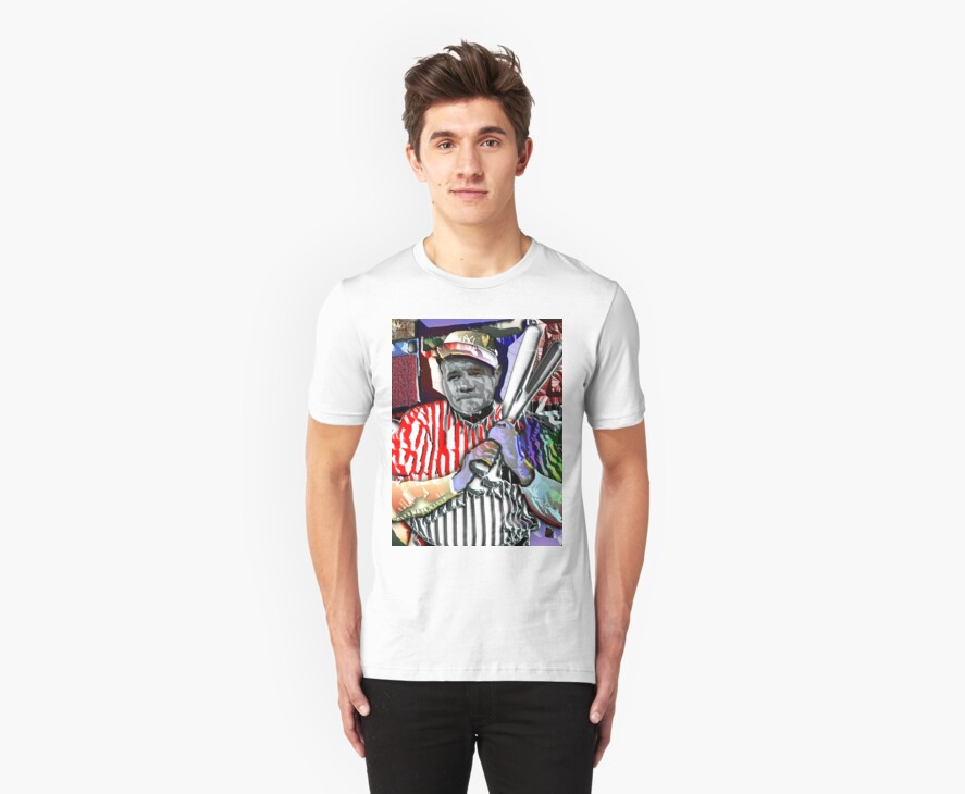BR T - SHIRTS by BOOKMAKER