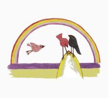 Laila's Birds Kids Clothes