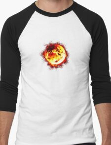 Sun Men's Baseball ¾ T-Shirt