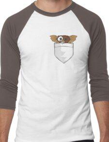 Gizmo In A Pocket Men's Baseball ¾ T-Shirt