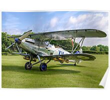 Hawker Hind K5414/XV G-AENP Poster