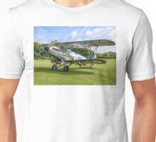 Hawker Hind K5414/XV G-AENP Unisex T-Shirt