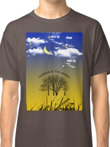 Tender is the night Classic T-Shirt