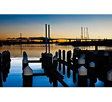 Docklands at Dusk    [e] Photographic Print