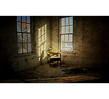 Oh What A Lonely Boy Photographic Print