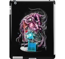 rexy and the doctor iPad Case/Skin