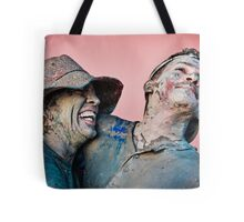 J'Ouvert love Tote Bag