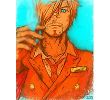 One Piece - Sanji [no text] Photographic Print