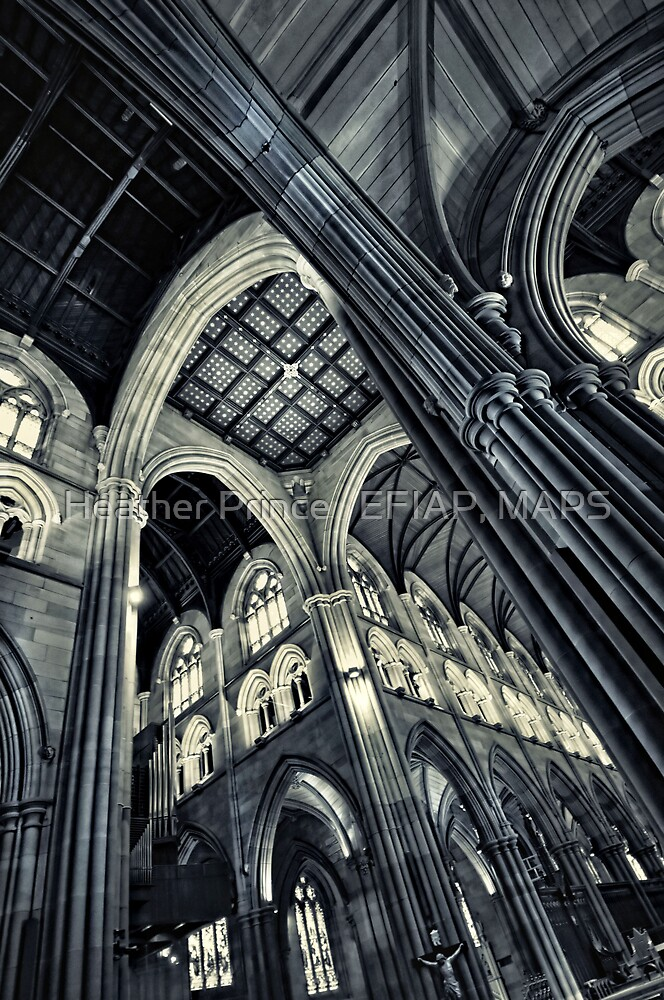 Cathedral by Heather Prince