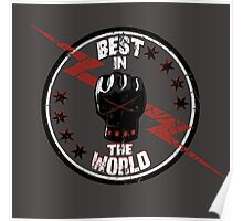 Best In The World Poster