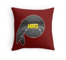 FedEx, Washington D.C. Throw Pillow