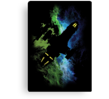 You Can't Stop The Signal Canvas Print