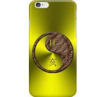 Gemini & Boar Yin Earth iPhone Case/Skin