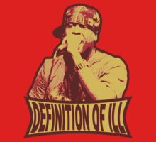 The Definition of ill by Thear