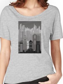 The city that never sleeps Women's Relaxed Fit T-Shirt
