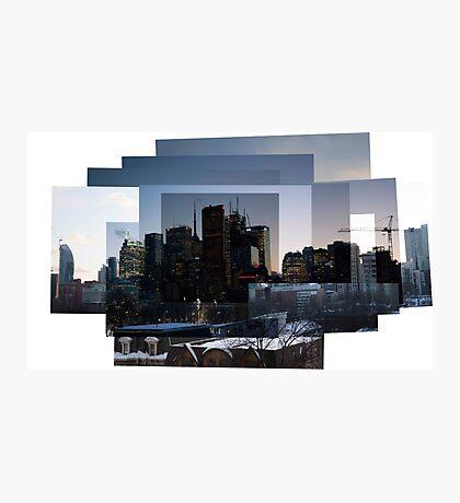 Toronto Skyline Photographic Print