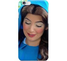 Her Name Means Beauty iPhone Case/Skin