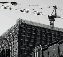 Construction site  by creativefields