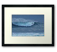 The Surfer, Margaret River, Western Australia Framed Print