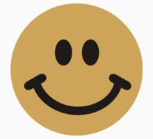 Yellow smiley face Kids Clothes