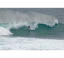 The Surfer, Margaret River, Western Australia Photographic Print