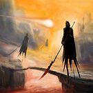 Lava Wraiths by Tom Godfrey