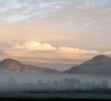 Sunrise in The Valley by Overlander4WD