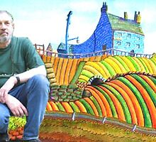 75 - DAVE AT SEATON SLUICE  by BLYTHPHOTO