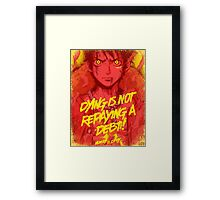 One Piece - Luffy 2.0 Framed Print