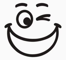 Smiley laugh Kids Clothes