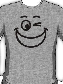 Smiley laugh T-Shirt