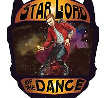 Star Lord of the Dance by FiendishArt