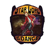 Star Lord of the Dance Photographic Print