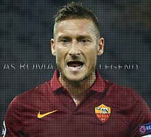 Totti by Yahwey7