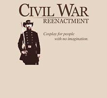 Civil War Cosplay Unisex T-Shirt