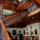 Shades of Harry Potter... Lissan House by oulgundog