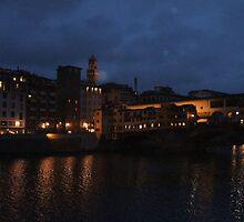 Florence - Ponte Vecchio by becks78