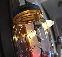 Jar Light by selfishkiss
