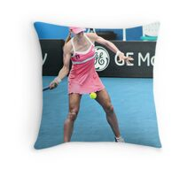 Dementieva Throw Pillow