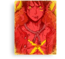 One Piece - Luffy 2.0 [no text] Canvas Print
