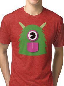 Paper Fuzzy Tri-blend T-Shirt