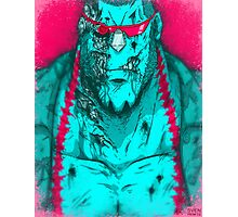 One Piece - Franky [no text] Photographic Print