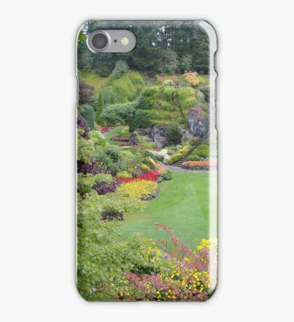 Stairway to Garden Heaven iPhone Case/Skin
