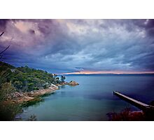 Honey Moon Bay Photographic Print