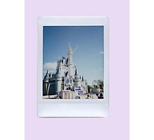 The Cinderella Castle Photographic Print