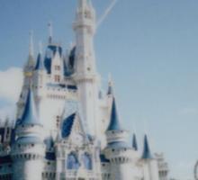 The Cinderella Castle Sticker