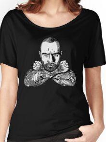 Jolly Rogan Women's Relaxed Fit T-Shirt